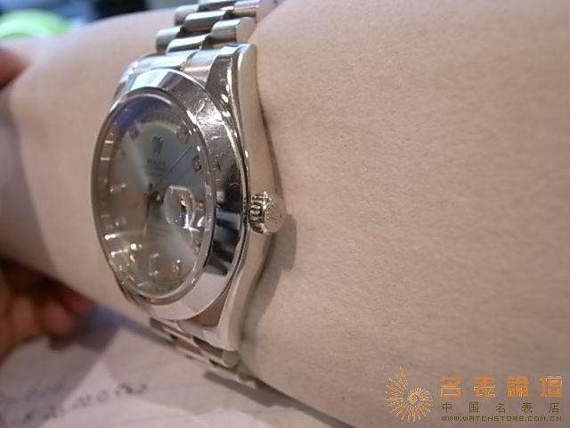 金双历 DD 冰蓝面 Rolex图片