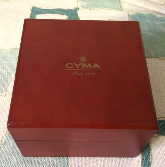 香港时间廊cyma手表-新瑞士西马男士腕表